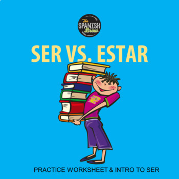 Spanish 1 Realidades 5B grammar: description of family guy using ser/ estar
