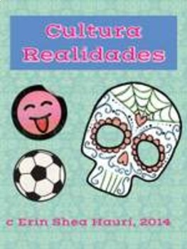 Realidades 1 6A Art, colors in spanish, and artists