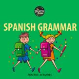 Realidades Spanish 1 6B grammar: present progressive w/ Disney characters