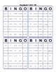 Realidades 1 8B Bingo Game