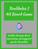 Realidades 1 Cap. 3A Board Game