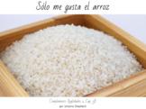Realidades 1 - Cap. 3B - Sólo me gusta el arroz - Language