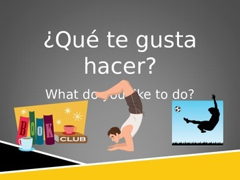 Realidades 1 Chapter 1A powerpoint