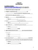 Realidades 1 Chapter 1B Vocabulary and Grammar Study Guide