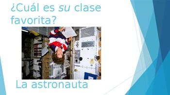 Realidades 1 Chapter 2A Powerpoint