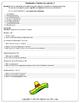 Realidades 1 Chapter 3 Review Sheet
