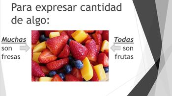 Realidades 1 Chapter 3B Powerpoint and Handout