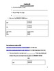 Realidades 1 Chapter 5B Vocabulary and Grammar Study Guide
