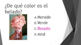 Realidades 1 Chapter 6A Powerpoint and handouts