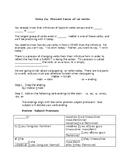 EDITABLE Realidades 1 I Tema 2A 2 ALL ABOUT -AR VERBS pres