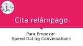 Realidades 1 Para Empezar Cita Relámpago - Speed Dating Co