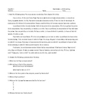Realidades 1 chapter 2B reading comprehension