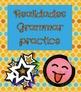 Spanish 1 (Realidades 1A) Gusta sentence unscramble