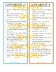 Realidades 2 - 1A - AVSR - Onesie Twosie - Spanish Classroom Vocab + Yo-Go's
