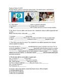 Realidades 2 1A Examen de Práctica