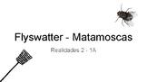Realidades 2 1A Fly Swatter Matamoscas Vocab Game