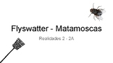 Realidades 2 2A Fly Swatter Matamoscas Vocab Game