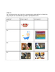 Realidades 2 2A Information Gap Speaking Activity Reflexive Verbs
