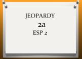 Realidades 2 2A Jeopardy
