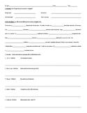 Realidades 2 2A: Reflexive Verbs Practice Worksheet, Quiz, Test