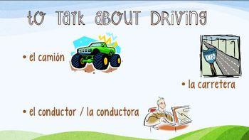 Realidades 2 : 3B Vocabulary Notes & Slideshow