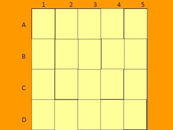 Realidades 2 4B Vocabulary Matching Game