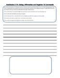 Realidades 2 7A Dialog Practice w/ tú commands affirmative  negative aff neg