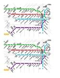 Realidades 2 Chapter 3B - Subway Worksheet
