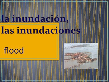 Realidades 2 Chapter 5A Vocabulary PowerPoint