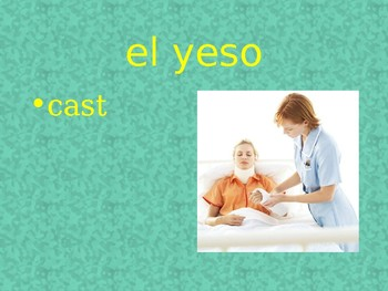 Realidades 2 Chapter 5B Vocabulary PowerPoint