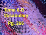 Realidades 2 Chapter 6B Vocabulary Powerpoint
