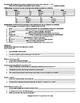 Realidades 2 Chapters 3A-5B Review Sheet