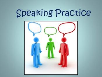 Realidades Spanish 2 Para Empezar Guided speaking activity