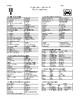 Realidades 2 Vocabulary List Chapter 3B