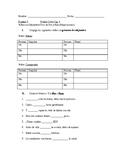 Realidades 3 Chapter 4 Quiz Subjuntivo/Por-Para