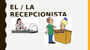 Realidades 3 Chapter 5 Vocabulary PowerPoint