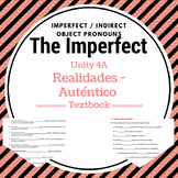 Realidades 4A Imperfect / IOP Quiz