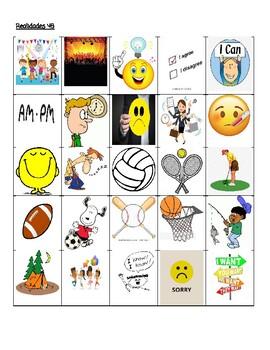 Realidades 4B Teacher vs. Student Vocabulary Game