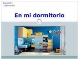 Realidades 6A Vocabulary Powerpoint PPT - En mi dormitorio
