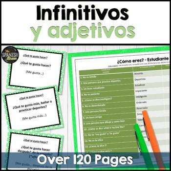 SPanish 1 Realidades / Auténtico tema 1 Bundle on Activities & descriptions