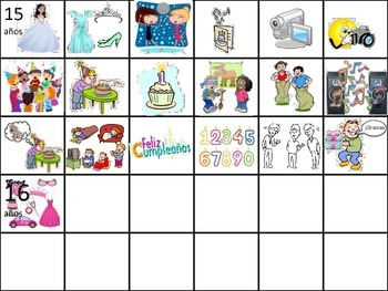 (Realidades B Ch. 5B) Restaurant Vocabulary Flash Cards