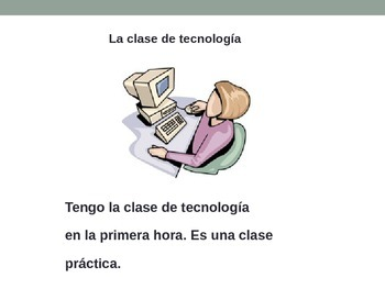 Realidades Español 1 2A Vocabulario