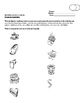 Realidades I, 3A Vocabulary Quiz