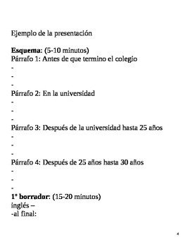 Realidades III, 6 Chapter Lesson Plans
