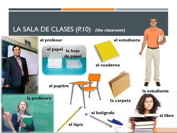 Realidades Level 1A - Para Empezar PowerPoint
