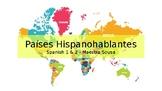 Realidades: Países Hispanohablantes/Spanish-speaking Countries