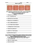 Realidades Spanish 1 Chapter 1B Practice Packet