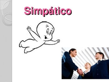 Realidades Spanish 1 Chapter 1B Vocabulary Powerpoint