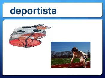 Realidades Spanish 1 Chapter 1B Vocabulary Powerpoint 2