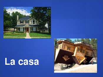 Realidades Spanish 1 Chapter 4A Vocabulary Powerpoint